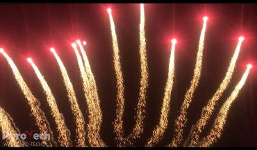 Pokazy fajerwerków w formie artystycznych realizacji od PyroTech