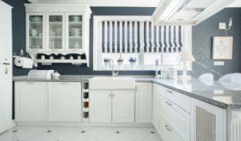 Biała kuchnia – dlaczego warto?