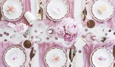 Najładniejsze dekoracje na wesele znajdziesz tutaj! Sklep Mellilu.