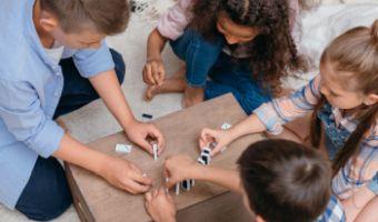 Top 5 gier planszowych dla całej rodziny