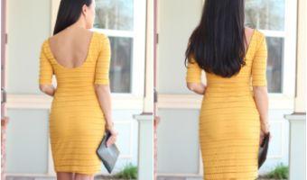 Jak dobrać dekolt sukienki do sylwetki?