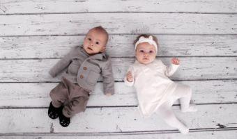 Jak ubraæ dziecko do chrztu?