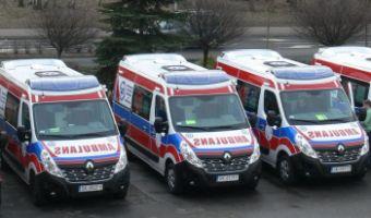 Transport medyczny osób chorych