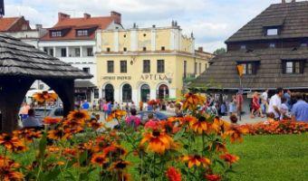 Kazimierz Dolny - Festiwal Dwa Brzegi