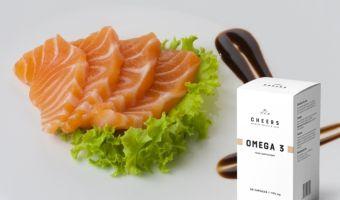 Poznaj korzy¶ci z suplementacji kwasów omega 3