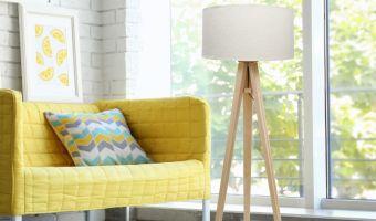 Lampa stojąca – na co zwrócić uwagę przy zakupie?