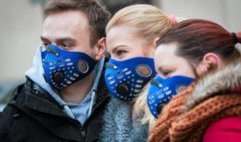 Jaką maskę na smog wybrać?