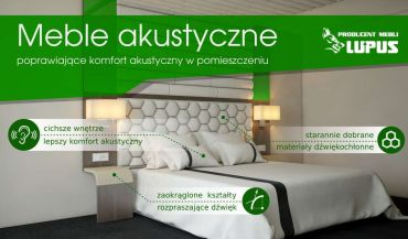 Systemy akustyczne w przestrzeni biurowej i domowej