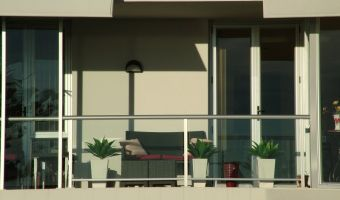 Nowoczesny balkon - nawet na małej powierzchni