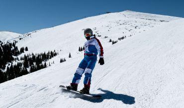 Obozy snowboardowe dla dzieci i m³odzie¿y - pomys³ na aktywne ferie