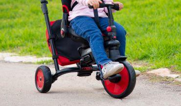 Rowerek Smart Trike - rowerek 8w1, który rośnie razem z dzieckiem