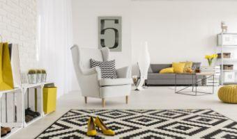 Trendy wnêtrzarskie na 2017 – odmieniony styl minimalistyczny