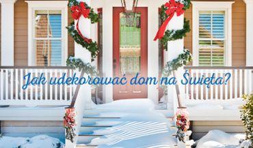 Zimowe dekoracje – wprowadź do domu świąteczny klimat!