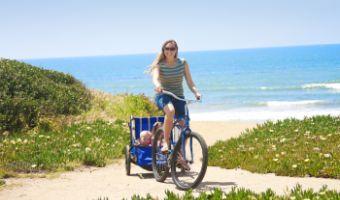 Turystyka rowerowa z dzieæmi