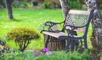 Wybieramy praktyczne i wygodne ławki ogrodowe