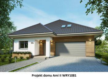 Projekt domu Ami II WRY1081